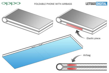 Oppo has patented multiple foldable smartphone designs