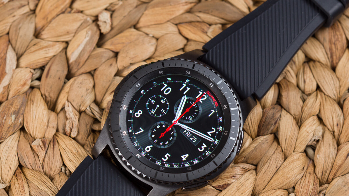 Samsung Gear S4 (Galaxy Watch) with Wear OS may still be in the cards