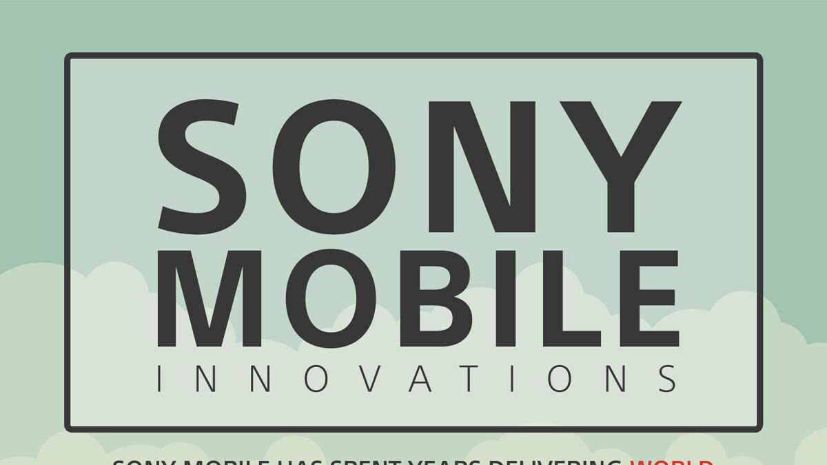 Sony's innovative