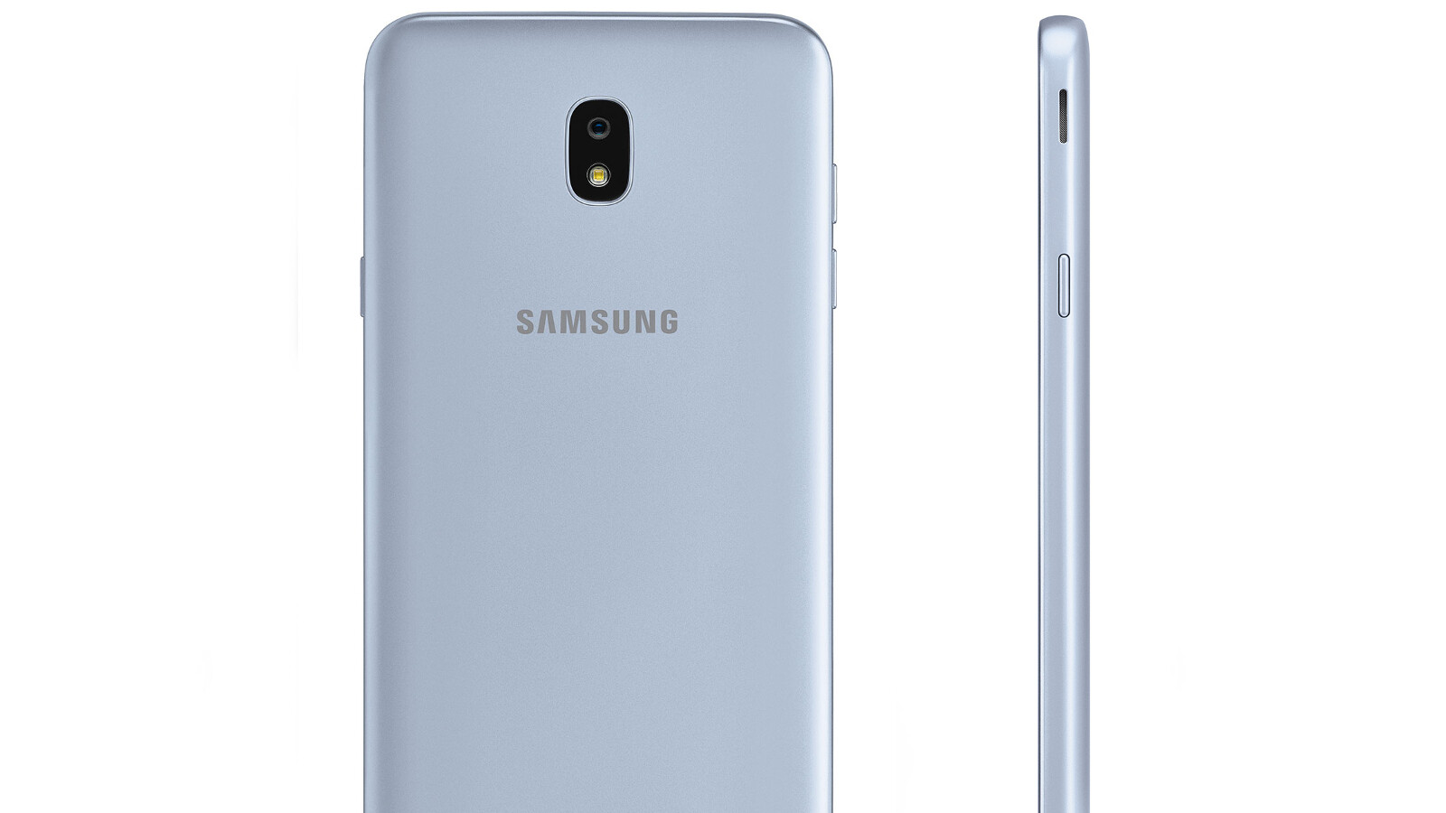 """T-Mobile says the Samsung Galaxy J7 Star is """"coming soon,"""" and the phone's home screen likely reveals its release date: July 13 (next Friday)."""