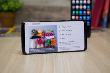 Samsung Galaxy S8/S8+ and Note 8 update adds home screen rotation option