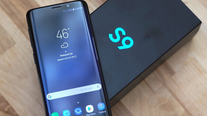 New international unlocked Samsung Galaxy S9 with Dual SIM is yours for just $575 via eBay