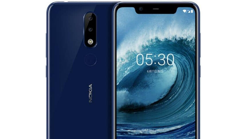 Nokia X5 press photos leaked out ahead of July 11 reveal