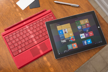 New Surface tablets to hit shelves this week