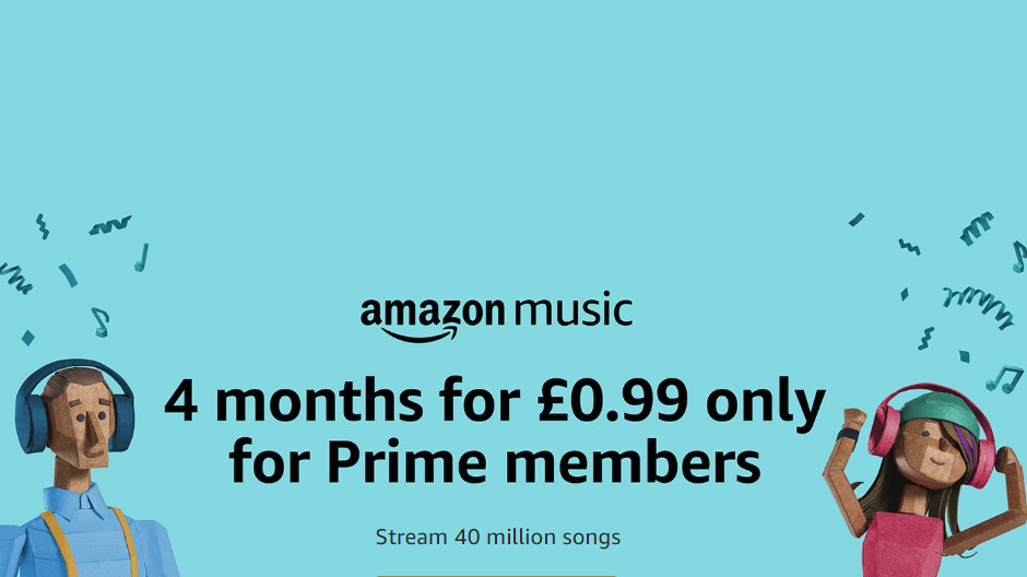 Deal: Amazon Music Unlimited is just $0.99 (down from $9.99) for Prime members