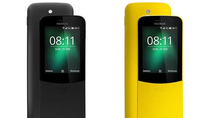 Nokia 8110 4G to get WhatsApp support via KaiOS update