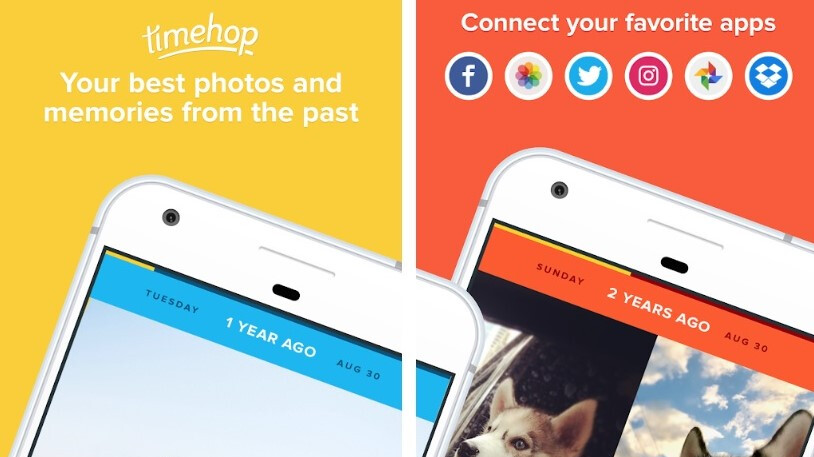 Millions of accounts compromised after the digital nostalgia app Timehop got hacked