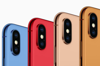 Vibrant colors might be exclusive to the cheapest iPhone 9 variant. What do you think about that?