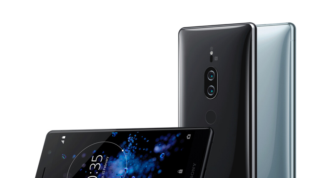 Sony Xperia XZ2 Premium now available for pre-order in the United States