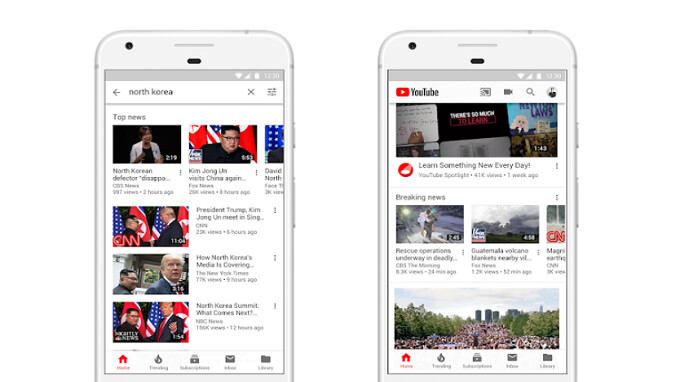 Google-owned YouTube to invest $25mn in countering fake news