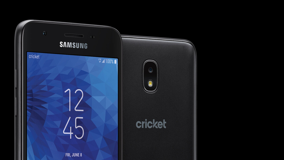 Samsung Galaxy J3 (2018) goes official at Cricket as Galaxy Amp Prime 3