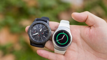 Samsung Galaxy Watch logo appears, suggests Gear S4 name won't be used