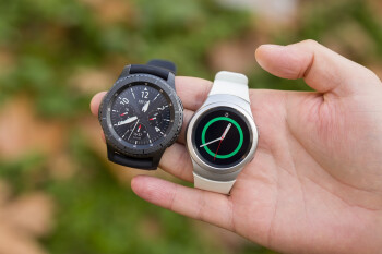 Samsung Galaxy Watch logo appears, suggests Gear S4 name won