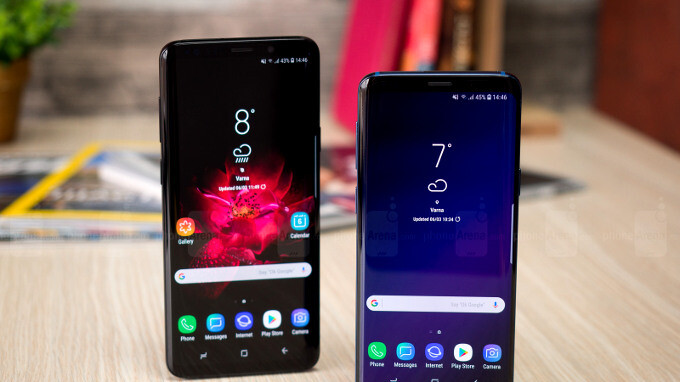 Galaxy S9 hits 5G download speeds on a current LTE network