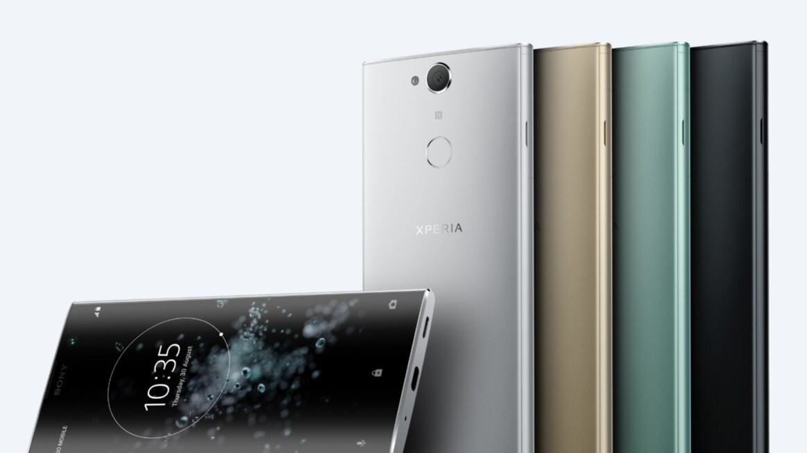 Sony quietly unveils Xperia XA2 Plus with 6-inch display & Snapdragon 630