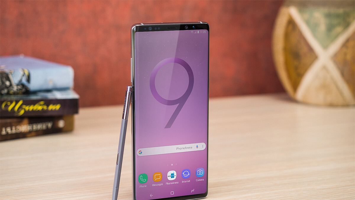 If the Note 9 looks like the Note 8, would you be disappointed?