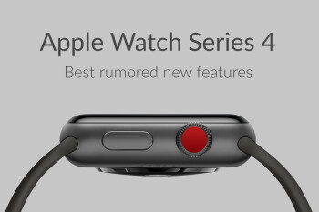 Apple Watch Series 4: top rumored new features