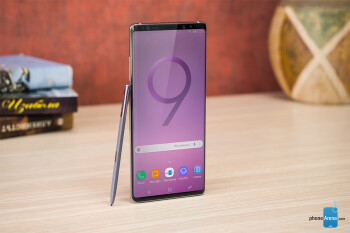 Alleged Galaxy Note 9 official picture leaves little to the imagination