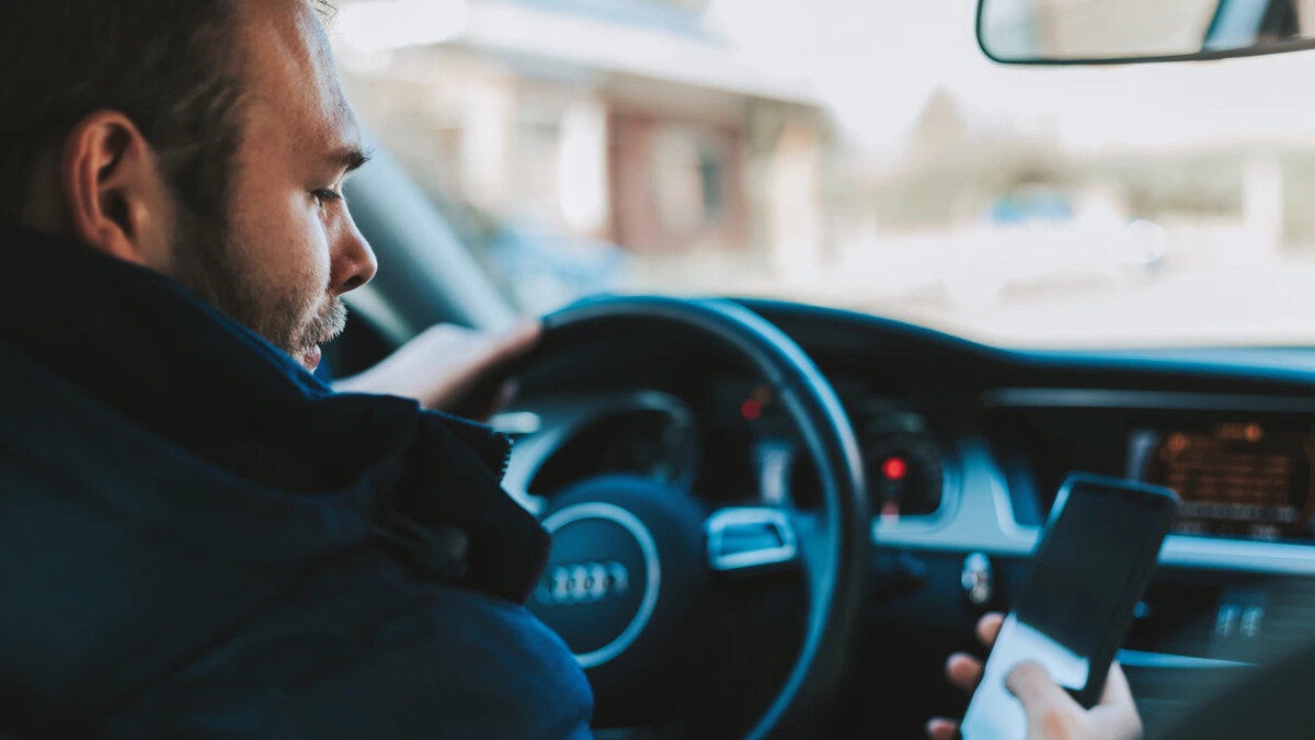 Can't touch this! Georgia's draconian phone-in-car law nets 1000 tickets for 10 days