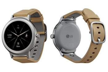 Two new LG smartwatches powered by Wear OS could be unveiled this month