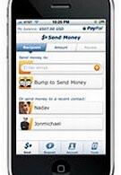 PayPal's iPhone app surpasses the 1 million mark