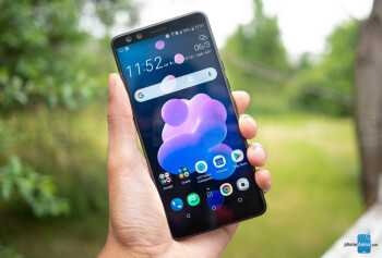 HTC U12+ updated with camera zoom, refinements to Edge Sense, more (UPDATED)