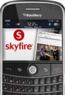 Skyfire slams the brakes on its BlackBerry app