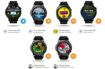Facer unveils Watch Face Games for your Wear OS or Tizen smartwatch
