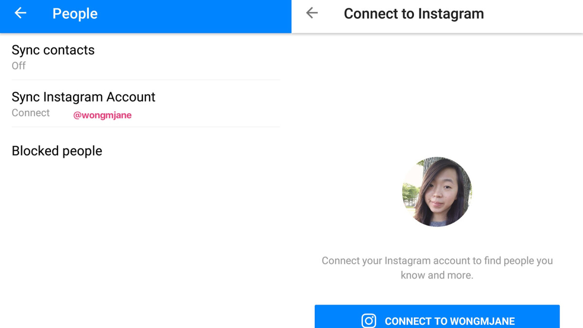 Facebook Uji Sinkronisasi Messenger Dengan Instagram