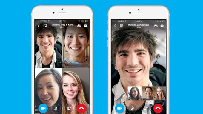 Skype upcoming update to add video call recording feature