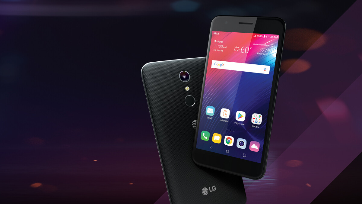 LG Phoenix Plus is a new AT&T Prepaid phone with Android Oreo