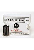 Motorola offers special edition PEBL phone for Oscar nominees