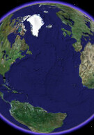 Google Earth reappears for DROID owners following Android 2.1 upgrade