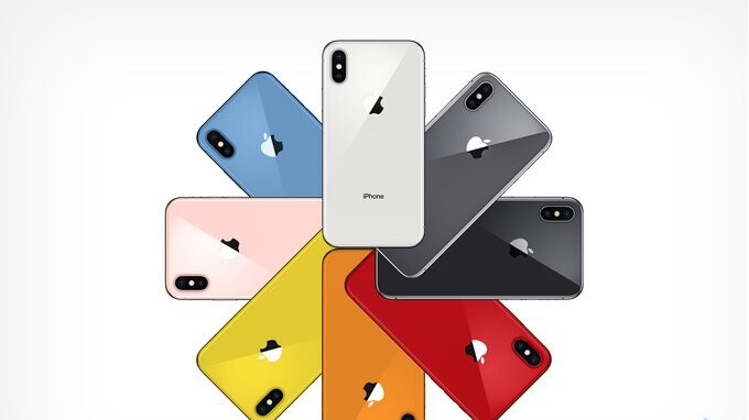 Trio of 2018 iPhone screen protectors show us the thick bezels of the cheapest model