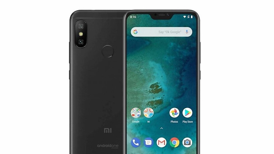 Xiaomi Mi A2 Lite goes on sale ahead of time, cheaper than expected