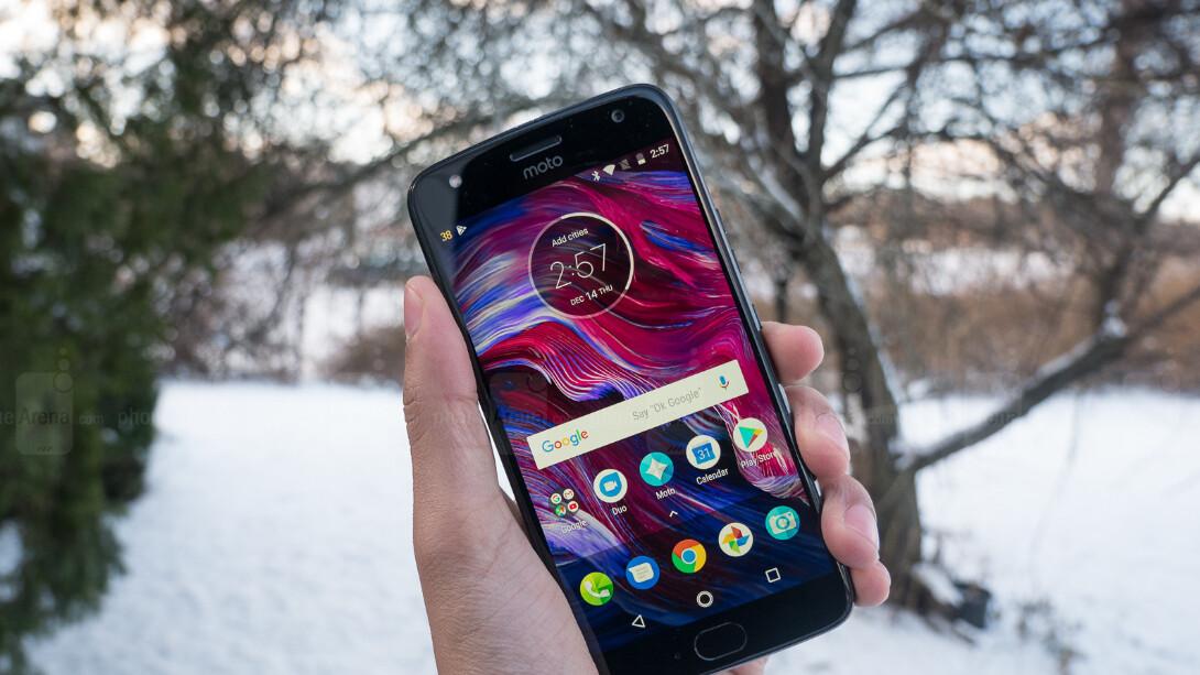 Deal: Unlocked Moto X4 is half off at Amazon (Prime Exclusive model)