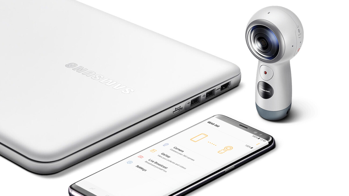 Deal: Samsung Gear 360 (2017 Edition) is on sale for less than $100 on Amazon