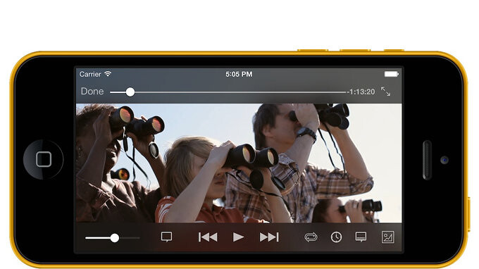VLC for iOS updated with Chromecast support, lots of fixes