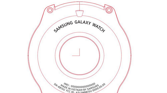 Samsung Galaxy Watch gets FCC certification, supports LTE service from all four major U.S. carriers