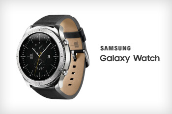 This is what the Samsung Galaxy Watch (Gear S4) could look like