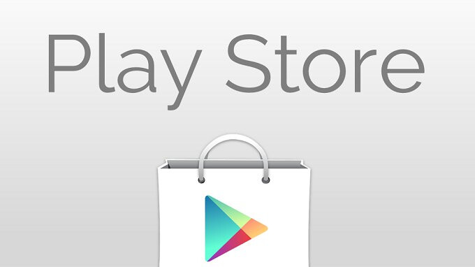 Google testing card-like interface for search results in the Play Store app