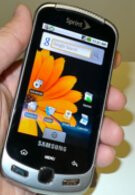Android 2.1 for the Samsung Moment gets leaked