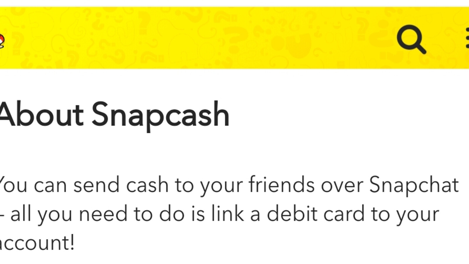 Dc5m United States It In English Created At 2018 07 23 0603 Fuelbelt Neon Snap Bands Yellow Back 2014 Snapchat Partnered With Square To Offer A Peer Money Transfer Service Known As Snapcash Initially Was Billed Way For Friends