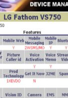LG Fathom VS750 and BlackBerry Bold 9650 pops up in Verizon's internal systems