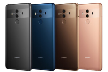 Huawei Mate 10 Pro goes back to its all-time low price of $500
