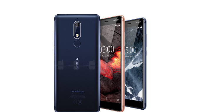 Nokia 5.1 kernel source code released by HMD