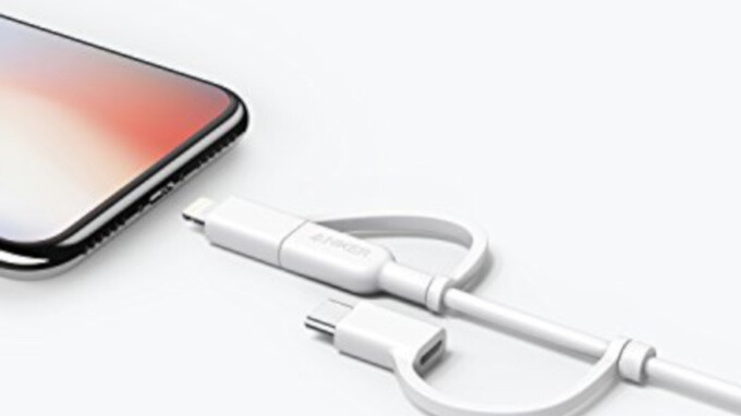 Anker has a new 3-in-1 Lightning, USB-C and microUSB cable, and it is awesome
