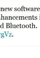 Motorla CLIQ gets software update