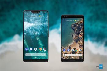 Google Pixel 3 XL's key design features seen in case leak