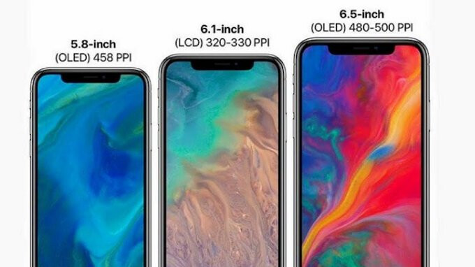 Which 2018 iPhone model are you most excited about?